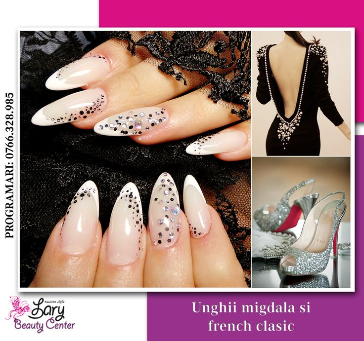 clasic french http://www.larybeautycenter.ro/servicii/unghii-cu-gel-sau-acryl
