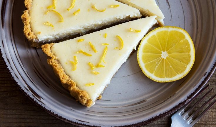 ArtTable | Ελαφρύ cheesecake λεμόνι