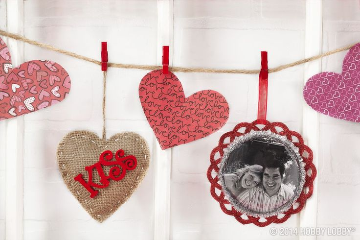 214 Best Valentine S Day Decor Amp Crafts Images On