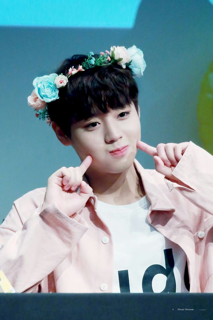 WANNA ONE | park jihoon