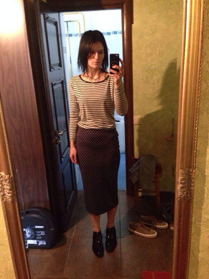 Dolce shoes + Zara