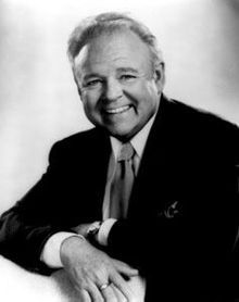Caroll O'Connor (August 2, 1924 – June 21, 2001), while I always watched All in the Family, his role as Bill Gillespie in the Heat of the Night is the character that I'll remember him for.