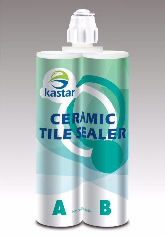 New design of tiles sealant