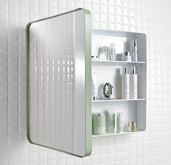 Spegelskåp Svedbergs Holger dimgrön