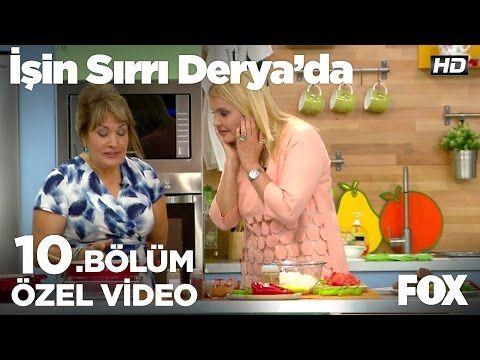 Tavuklu Büryan - Kaplama...İşin Sırrı Derya'da 10 Ağustos 2016 - YouTube