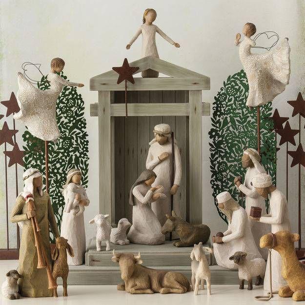 Best 20+ Willow tree nativity ideas on Pinterest   Willow tree ...