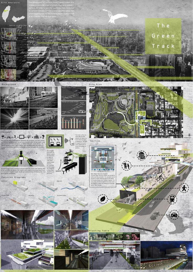 The 10th National Student Landscape Design Competition | Jian-Xiao Ge