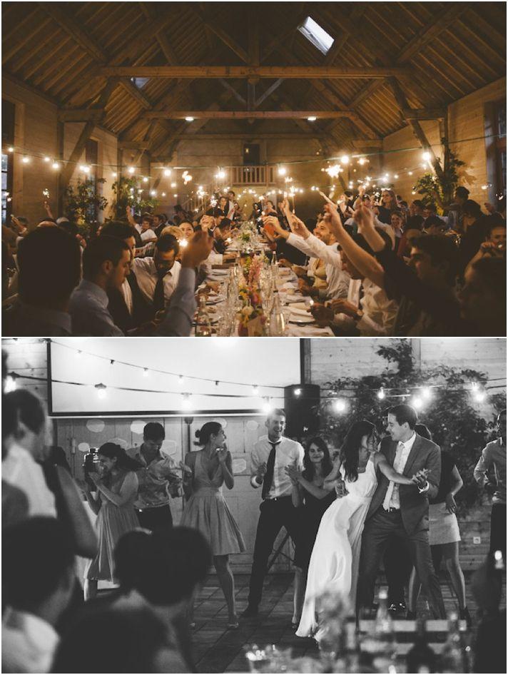 A+H - Un mariage guinguette géométrique en Normandie - Le Blog de Madame C