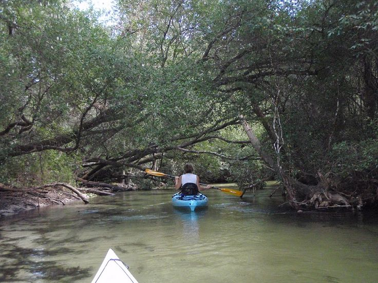 Canoe and Kayak Trails - Eglin Air Force Base - iSportsman