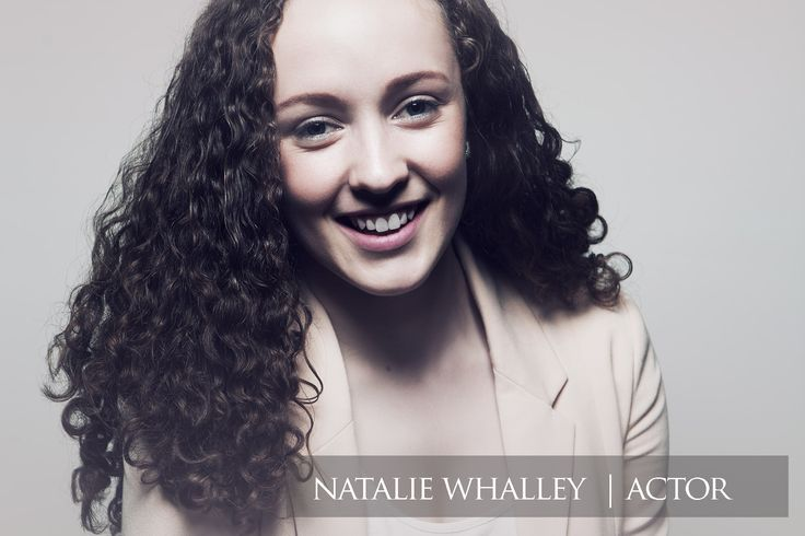 Actor Head Shots Natalie Whalley ~ Actor