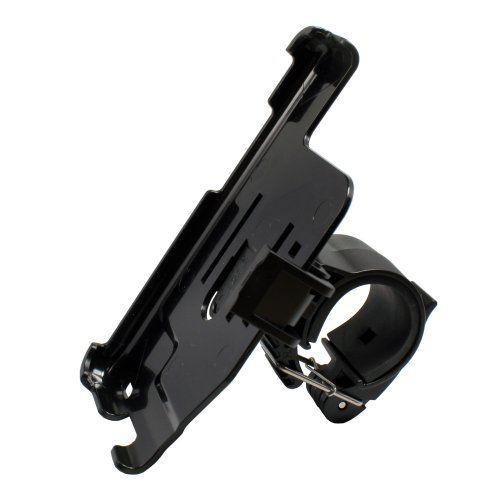 Porta cellulare per biciclette HI-160 nero per Samsung Galaxy S2 GT-I9100