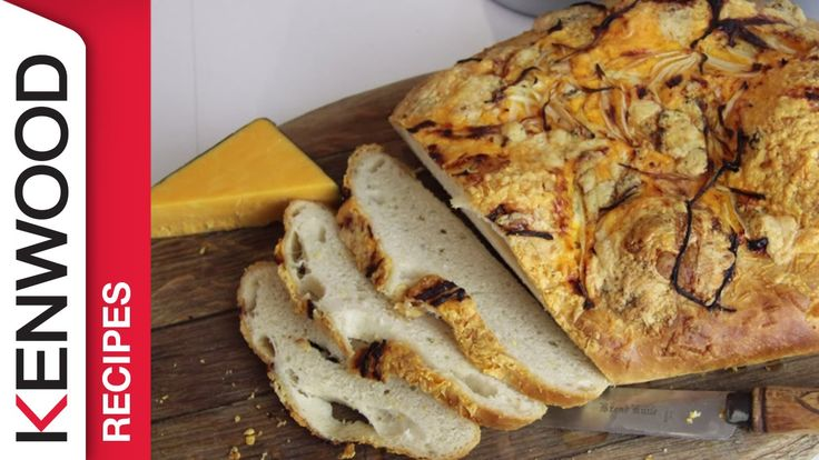 Great Cheese Focaccia Bread Recipe for your Kenwood Titanium Chef, ,