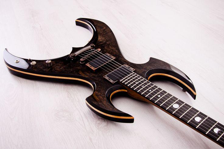 Moonbeast - Beast of the East Series - Extreme metal guitars - Schloff Guitars - Handbuilt custom guitars and basses from Kiel, Germany