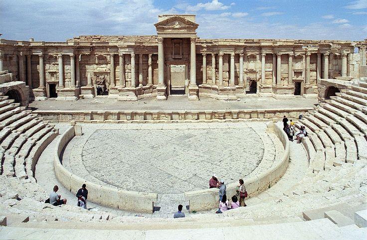 unichtozhennye IGIL istoricheskie pamyatniki 5