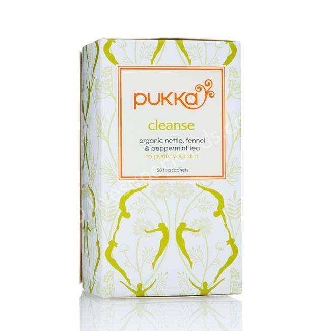 Pukka Herbs Tea Cleanse Blend