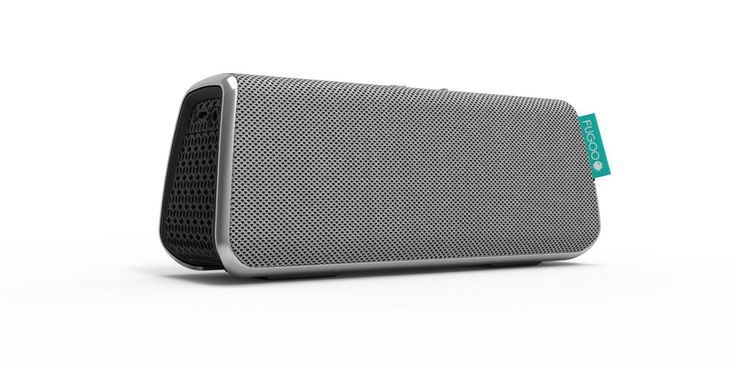 Amazon.com: FUGOO Style - Portable Bluetooth Surround Sound Speaker Longest Battery Life with Built-in Speakerphone(Silver): Electronics
