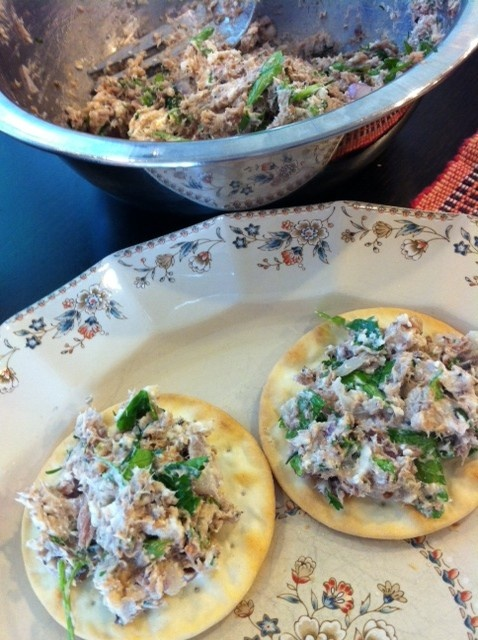 sardine rillettes | deliciousness | Pinterest