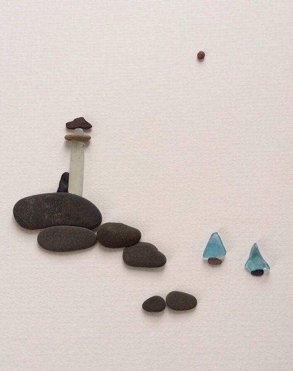 sharon nowlan pebble art - Buscar con Google