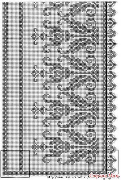 Kira scheme crochet: Album bor