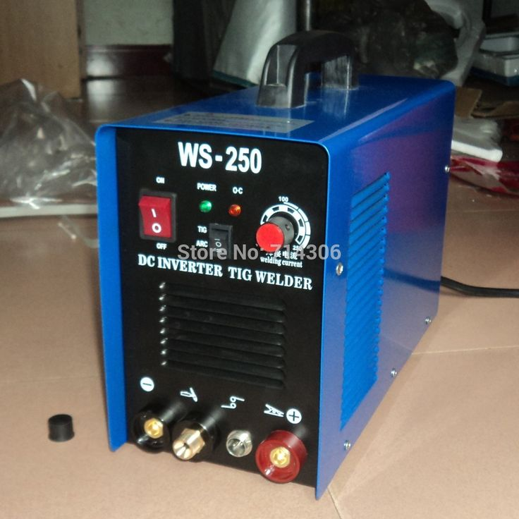 TIG 250 WS 250  IGBT  TIG MMA dual function small household  welding machine single phase AC220V ,protable inverter welder TIG