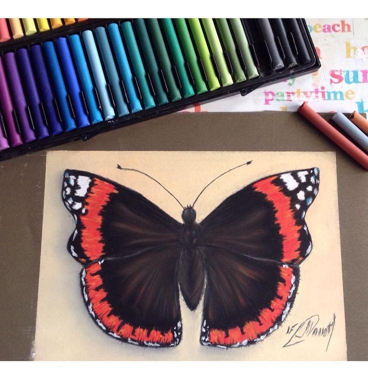 Подсела на бабочек :) А вы знали что Бабочка  символ души бессмертия возрождения и воскресения способности к превращениям к трансформации. Так что моё желание рисовать бабочек ( ещё одна в процессе:)) похоже является следствием происходящих внутренних изменений и трансформации! ... До сих пор глядя в зеркало не верится что я мама двух деток- знаете как будто внешняя картинка не соответствует содержанию :( Поэтому пытаюсь найти внутреннюю гармонию и рисование один из способов медитирование…