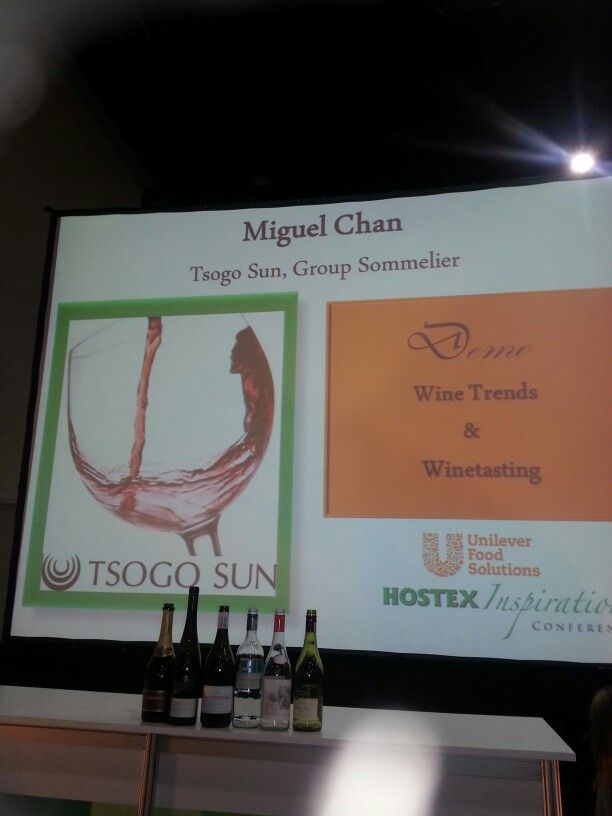 Miguel Chan presentation at Hostex