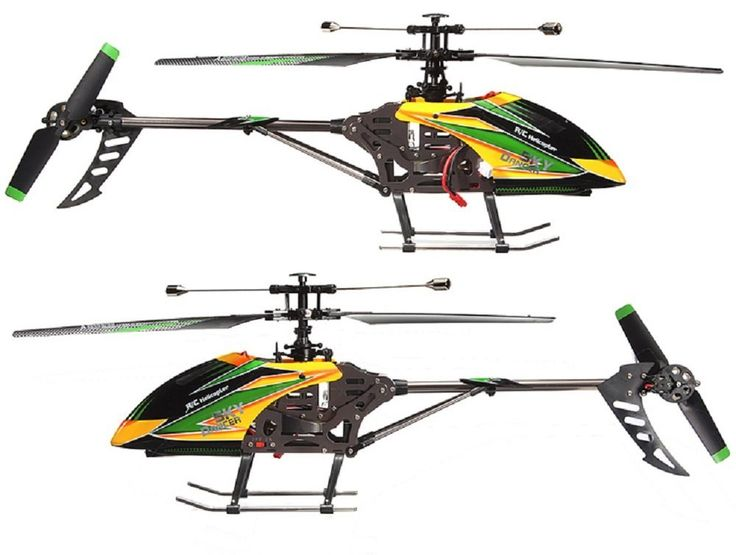 Amazon.com: WLtoys Large V912 4CH Single Blade RC Remote Control Helicopter With Gyro RTF: http://amzn.to/2vxnLEz