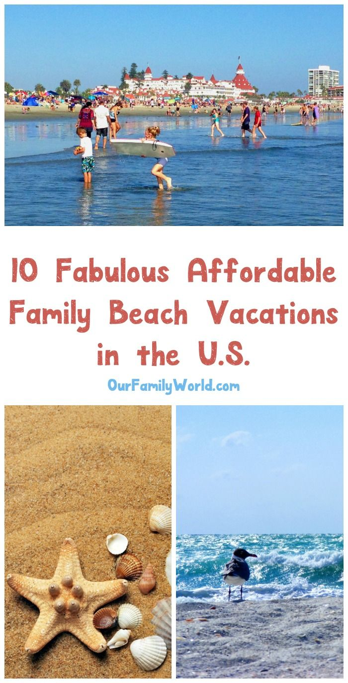 10 fabulous affordable family beach vacations in the u.s.