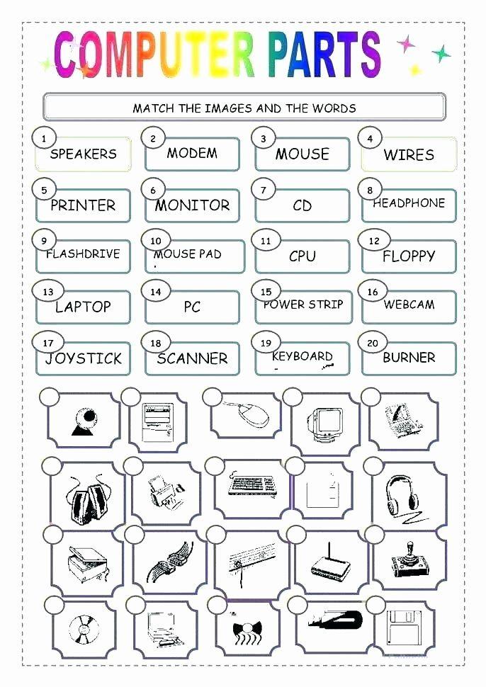 Printable Keyboarding Worksheets Luxury Typing Worksheets For Beginners Kids Worksheets Printables Topic Worksheets Tracing Worksheets Preschool Free printable computer worksheets
