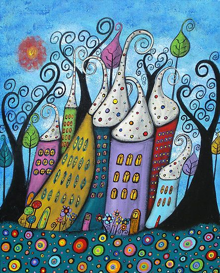 The Joyful Town by Juli Cady Ryan