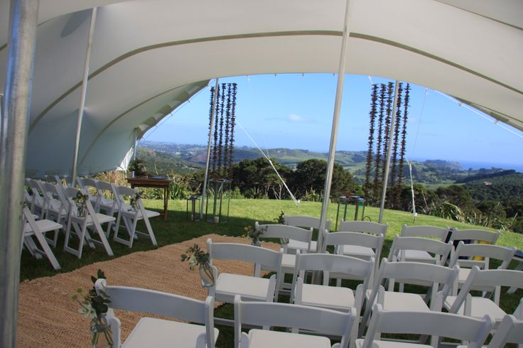 Why not have Waiheke Island Weddings and Events arrange a marquee with a difference?
