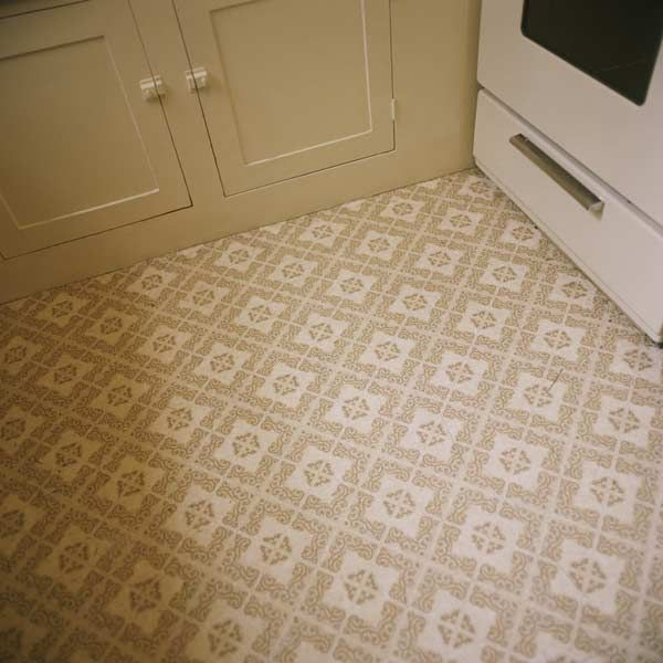 24 best faux brick floors images on pinterest brick for Can you paint over linoleum floors