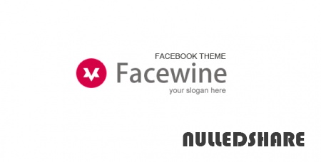ThemeForest – Facewine Facebook Template