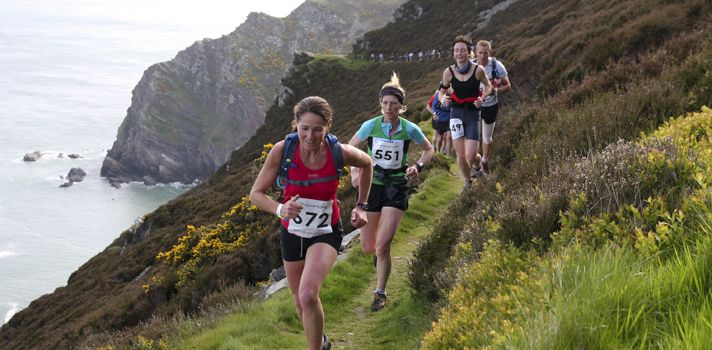 Endurancelife Exmoor Coastal Trail Run - 10K to Ultra Marathon