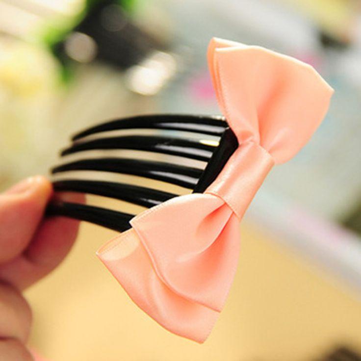 Dolce Farfalla Archi Mollette Forcelle Pettine Strumenti Per Lo Styling Updo per Monili dei capelli Headwear