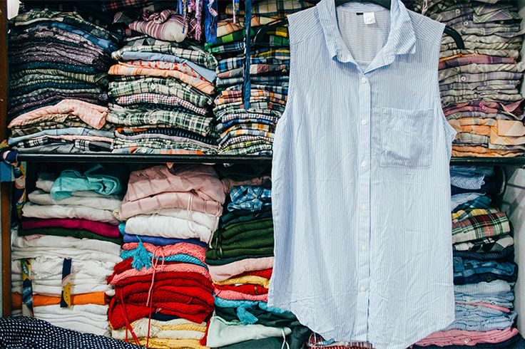 Surplus Clothing On Commercial Street | Little Black Book, Bangalore