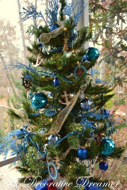 Ideas about nautical christmas on pinterest