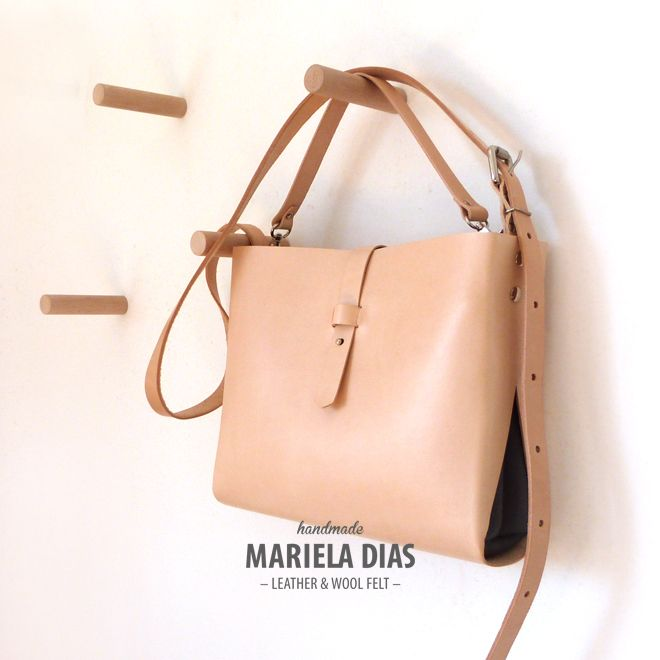 TANGERINE [L] bag · http://marieladias.tictail.com/product/tangerine-l-bag