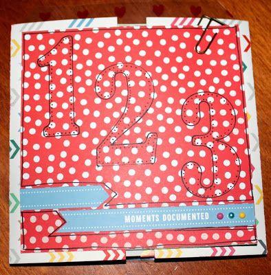 Kit du mois de janvier 2014 Kit #2  Par Sofie
