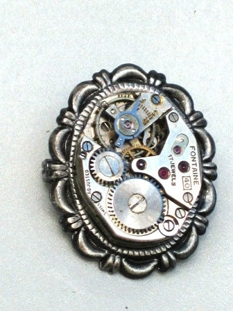I think some of the steam punk stuff is growing on me.