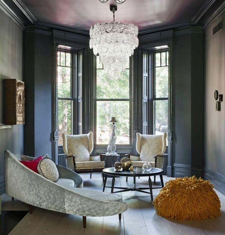 Best 25+ Deco salon contemporain ideas only on Pinterest   Meuble ...