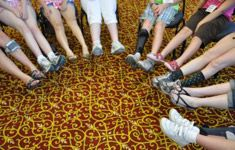 Children with hemiplegic cerebral palsy often need to wear two different sizes of shoes. The child may need a larger shoe to accommodate an orthotic (brace) or a smaller shoe because their affected foot may not grow as quickly as …