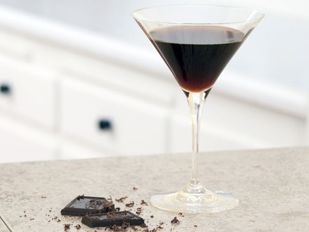 DIY chocolate liqueur. (this site has 25 different DIY cocktail ingredients!)