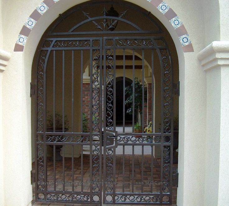 Security Gate For Front Porch Bindu Bhatia Astrology
