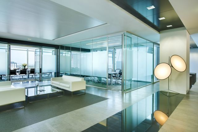 Imagine These: Corporate Interior | Linklaters Headquarters | Dubai | UAE | Woods Bagot