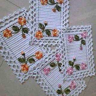 #croche #crochetando #crochet #crocheting #crochetaddict #instacrochet #instabeauty #ideias #ideiascriativas #lindo #beautiful #decor #decoração #deus #deusnocomando #vicio
