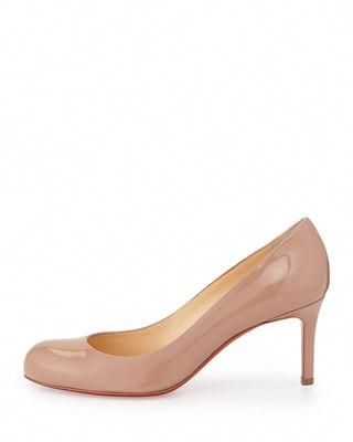 5265d452af0f Christian Louboutin Simple Patent Red Sole Pump  ChristianLouboutin ...