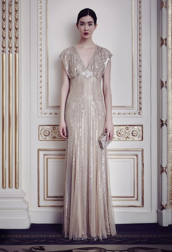 Jenny Packham | XD118L | Ready To Wear AW14 Cruise Collection