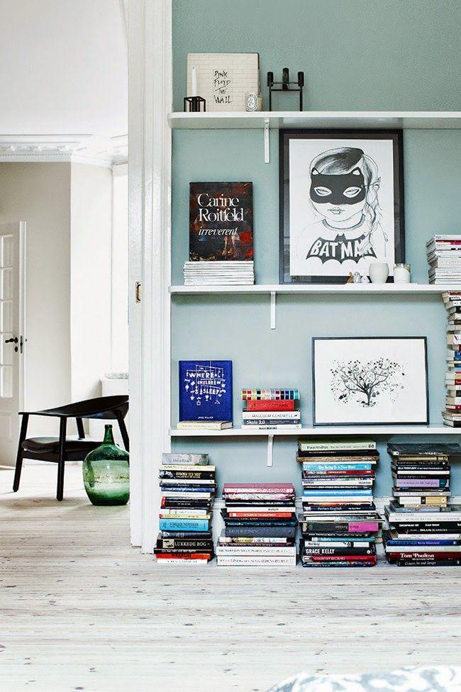 Danish style family apartment