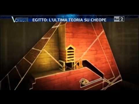 Voyager - Egitto - L'ultima teoria di cheope - 2 di 2. - YouTube